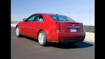 Globalização de veículos: Fonte diz que GM pode trazer o Cadillac CTS ao Brasil em 2011