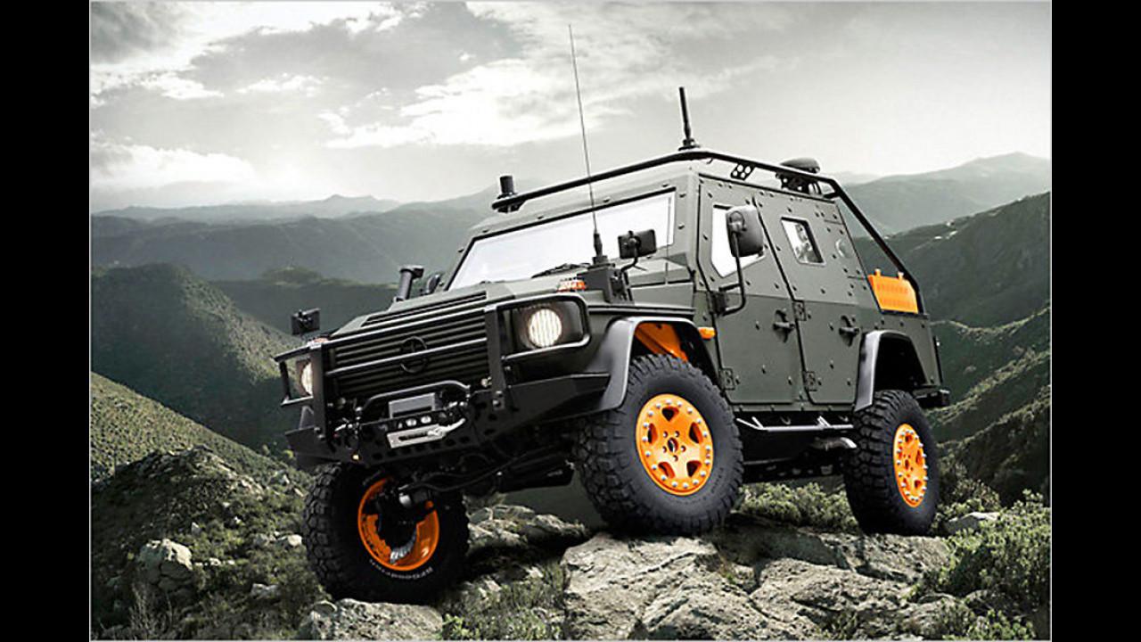 Mercedes LAPV 6.X Concept