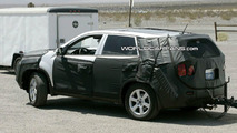 Kia Sorento Spy Photos