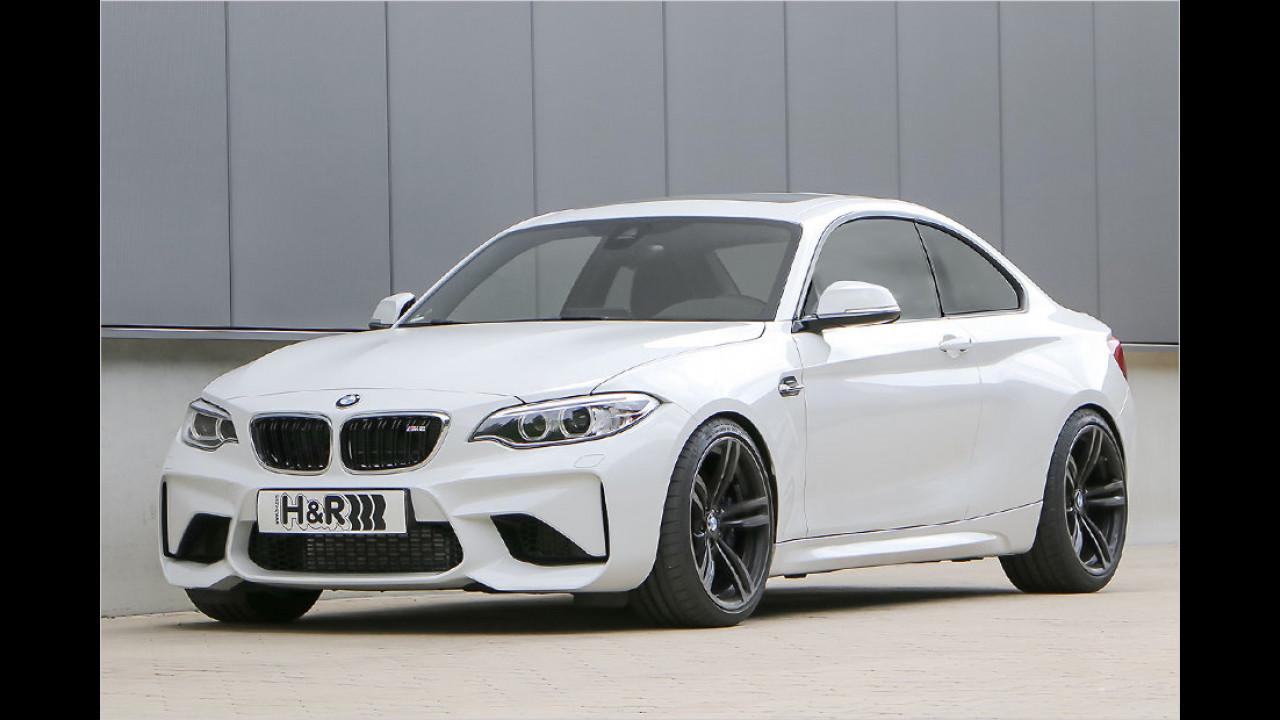 Talentförderung für den BMW M2