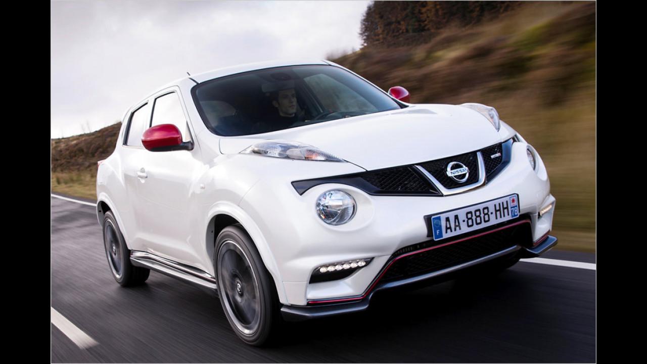 Flop: Nissan Juke Nismo