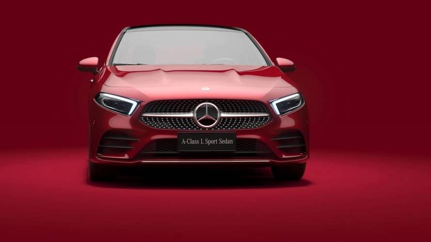 Mercedes-Benz Classe A Sedan (China)