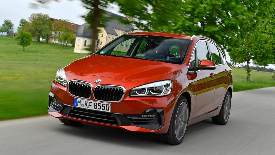 BMW Serie 2 Active Tourer 2018