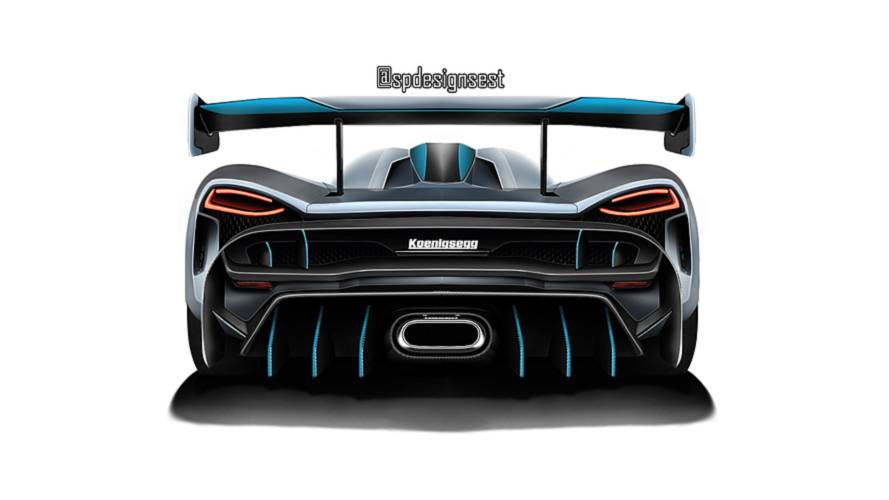 2019 Koenigsegg Agera RS replacement render