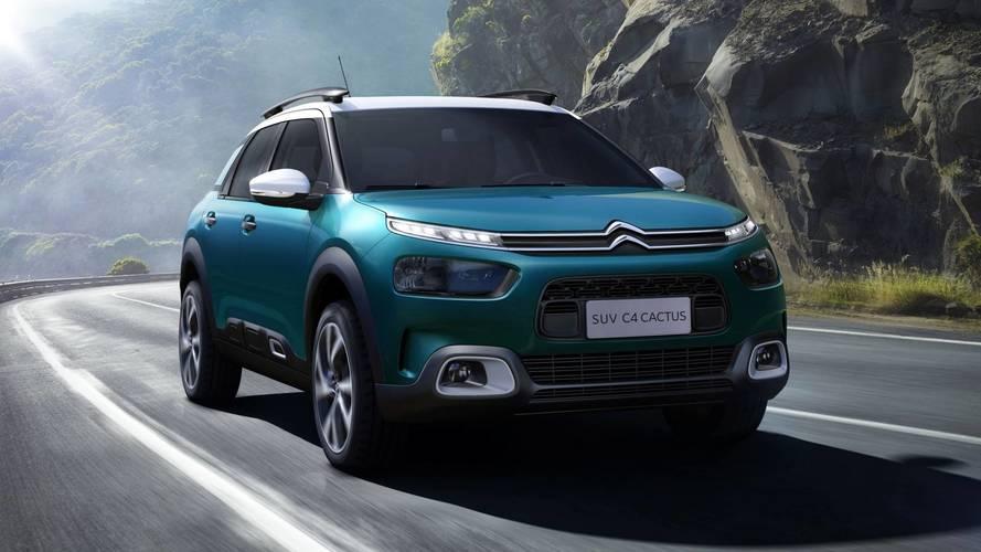 Citroën C4 Cactus nacional aparece nas primeiras imagens oficiais
