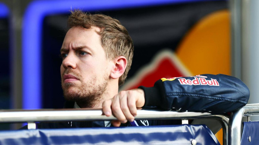 Red Bull 'has lots of problems' - Vettel