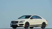 Mercedes CLA 45 AMG Edition 1 28.6.2013