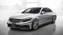 Wald International updates kit for 2014 Mercedes-Benz S-Class