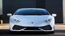 Lamborghini Huracan world debut at 2014 Geneva Motor Show