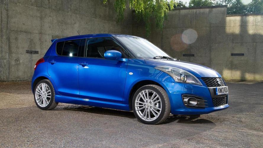 Suzuki Swift Sport available as a five-door in UK