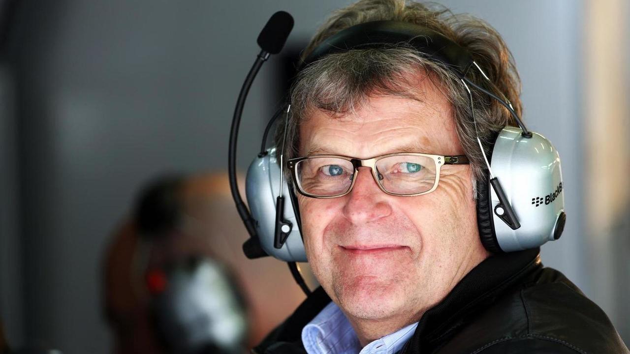 Norbert Haug 05.07.2013 German Grand Prix