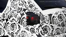 2015 Mazda2 spy photo