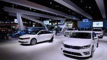 Volkswagen display live in Chicago