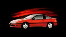 Mitsubishi Eclipse, le foto storiche 001