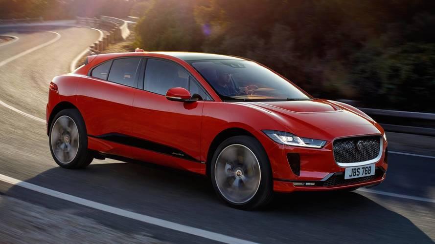 2019 Jaguar I-Pace feature