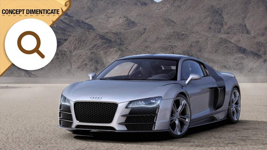 Audi R8 V12 TDI, supercar dell'altro mondo