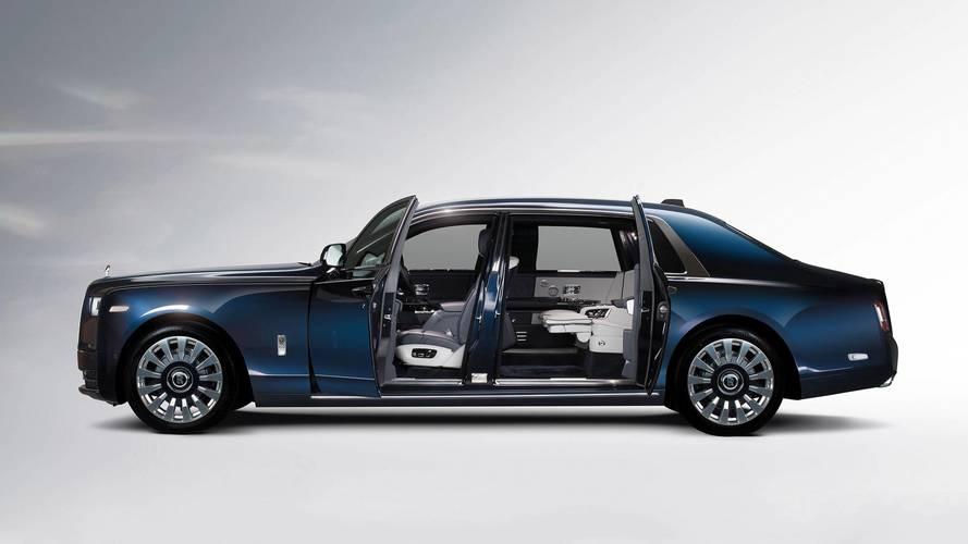Különleges kiadású modellekkel érkezik a Rolls-Royce Genfbe