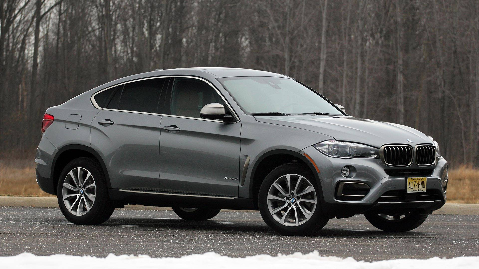 2018 BMW X6 Review Not Much Utility