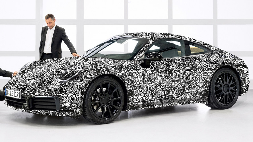 Porsche 911, non sarà mai elettrica