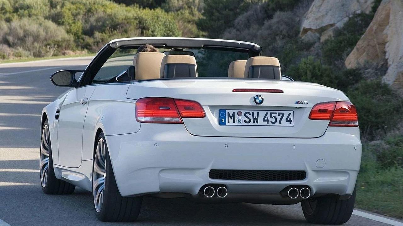 BMW M3 Convertible Hardtop