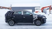 Hyundai Tucson makyajı casus foto