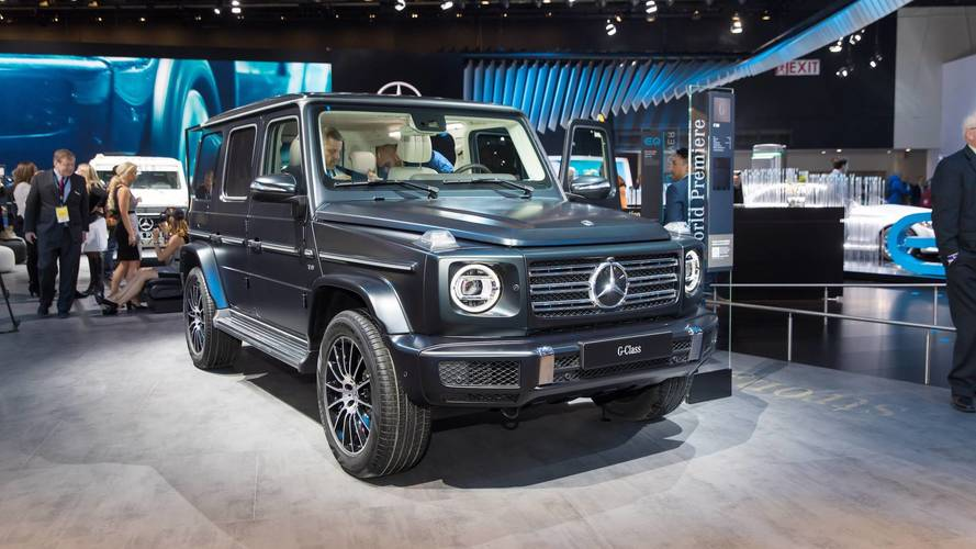 2019 Mercedes-Benz G-Class: Just As Rugged, Much More Refined