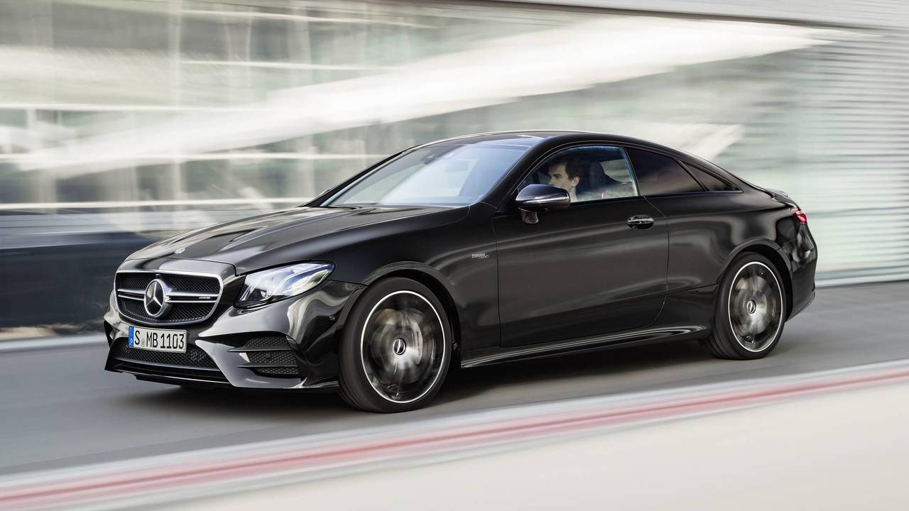 Mercedes E Coupe 2019 >> 2018 Mercedes-AMG E53 Coupe and Cabriolet | Motor1.com Photos