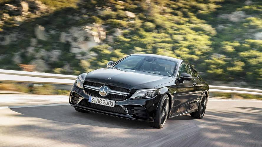 2019 mercedes benz c class coupe photo for Mercedes benz official site usa