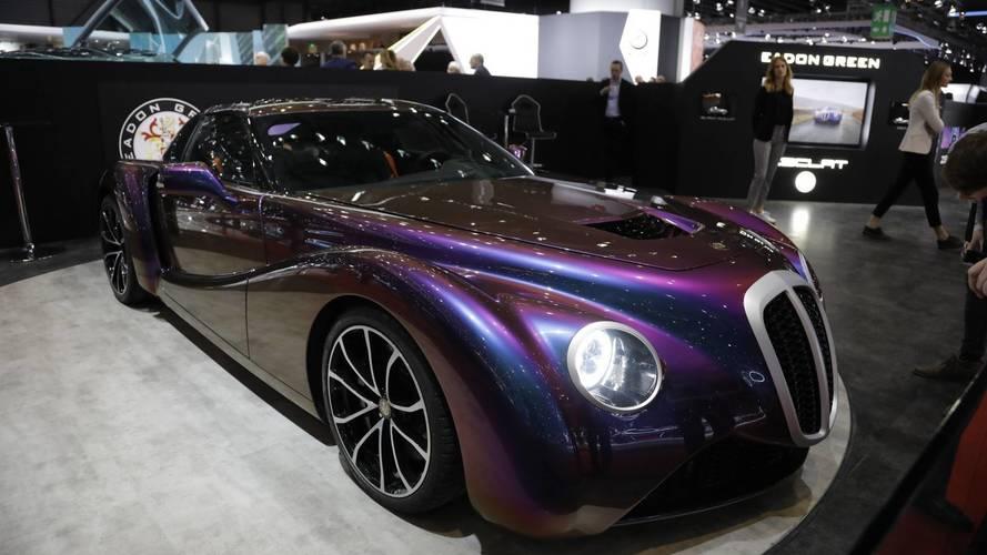 Genève 2018 - Eadon Green Zeclot, la plus anglaise des Corvette