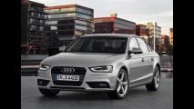Recall: Audi convoca 850 mil unidades do A4 por problema no airbag