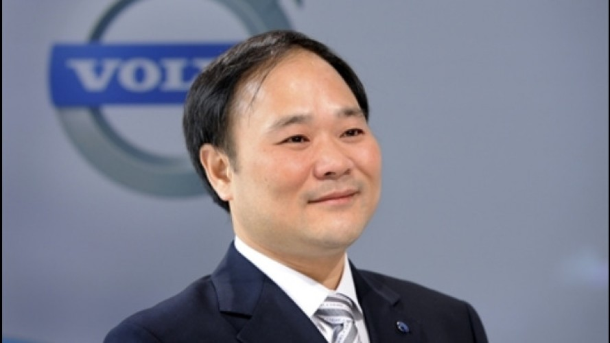 Chinês Li Shufu é o novo presidente da Volvo Car Corporation