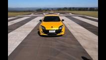 Teste CARPLACE: medimos, com exclusividade, o Mégane RS que acelera em direção ao Brasil