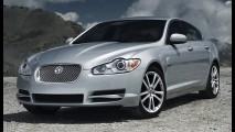 Recall também para o Jaguar XF