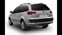 Fiat Palio Weekend Attractive 1.4 ganha novo item opcional com  Kit 35 anos