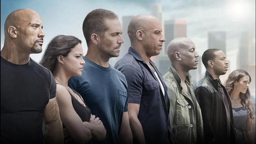 "Fast and Furious 7, ""La Famiglia"" vince ai Golden Trailer Awards"