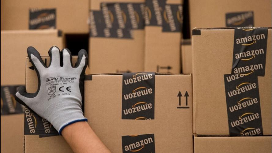Vendita di auto online, Amazon all'attacco dell'Europa