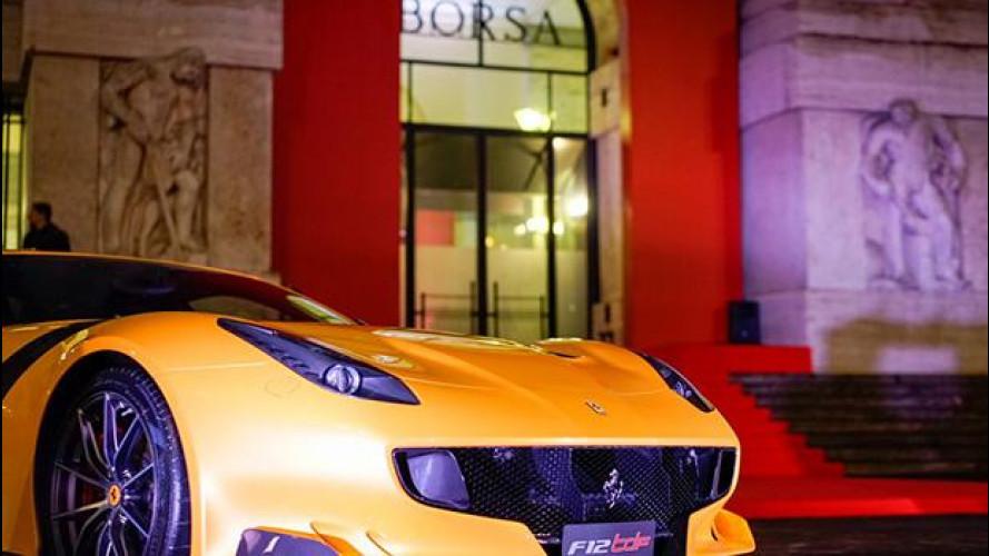 Ferrari debutta alla Borsa di Milano