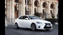 Lexus IS restyling