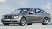 BMW New 7-Series Spy Photos