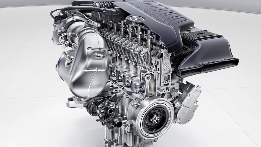 Sorhatos motorral szerelt hibrid hajtásrendszert kaphat a Mercedes-AMG CLS53