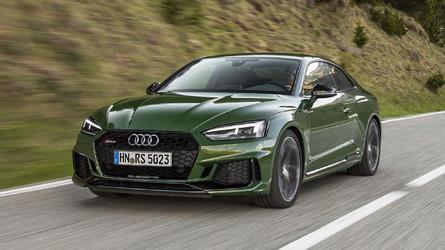 Probamos el Audi RS 5 Coupé 2017: más rápido... en todos los escenarios