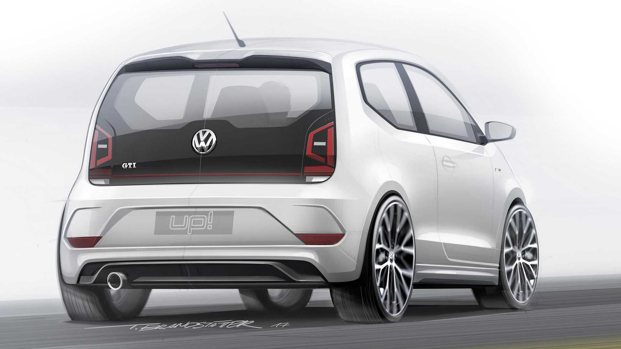 VW up! GTI Concept 2017