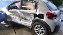 Citroën C3 Crash-test