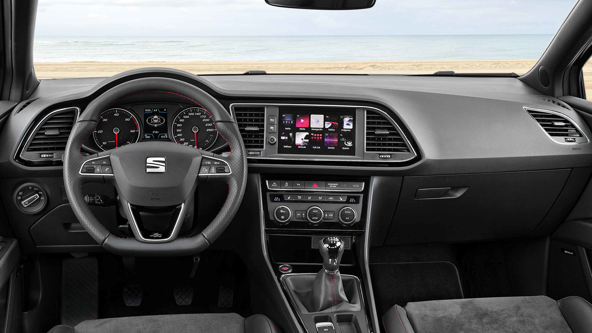2017 Seat Leon SC Review