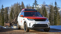 Land Rover Discovery Project Hero