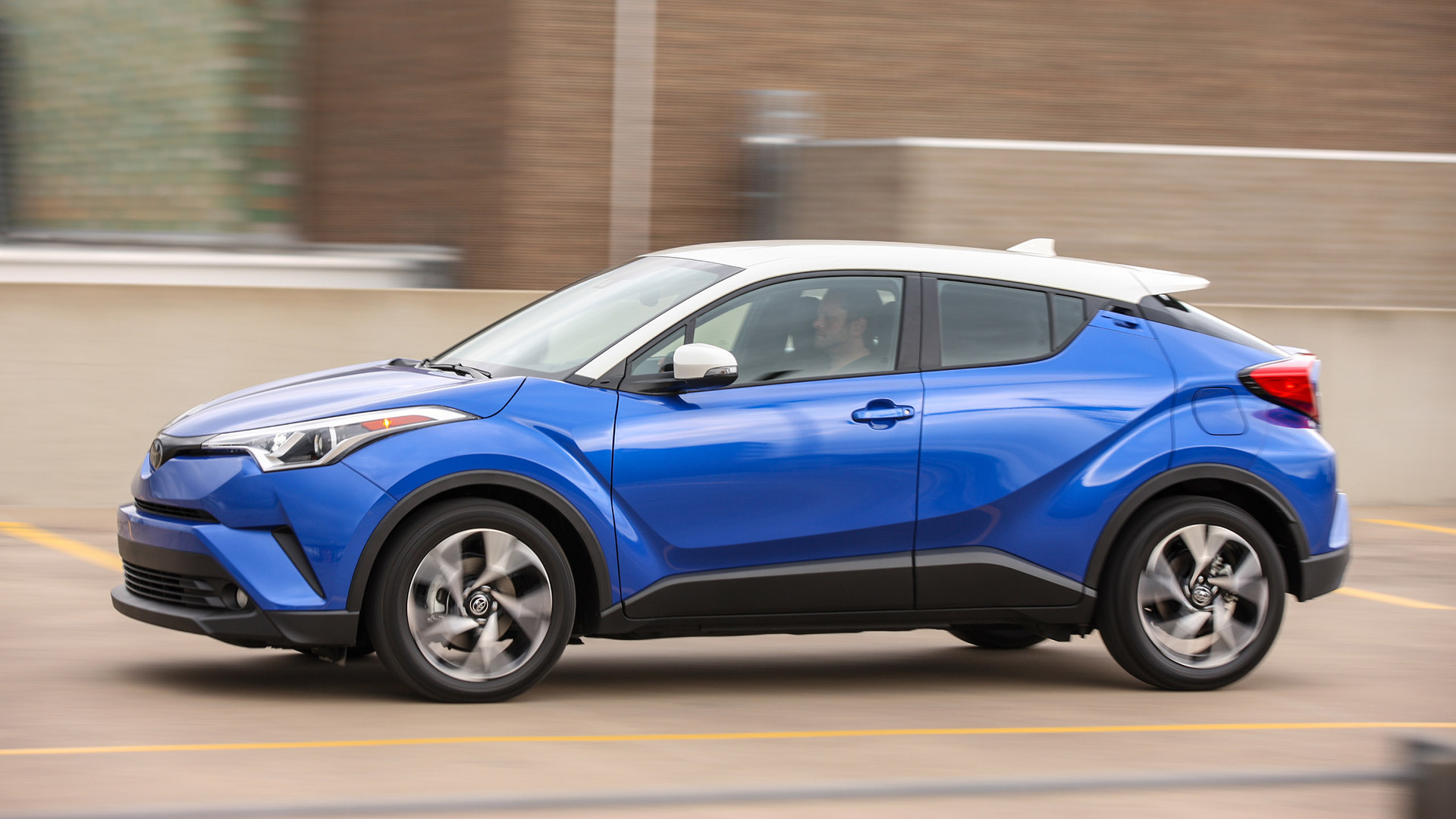 2018 Toyota C Hr First Drive Boldly Go