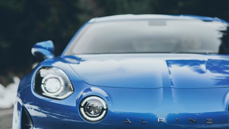 Alpine marks return with A110 Première Edition