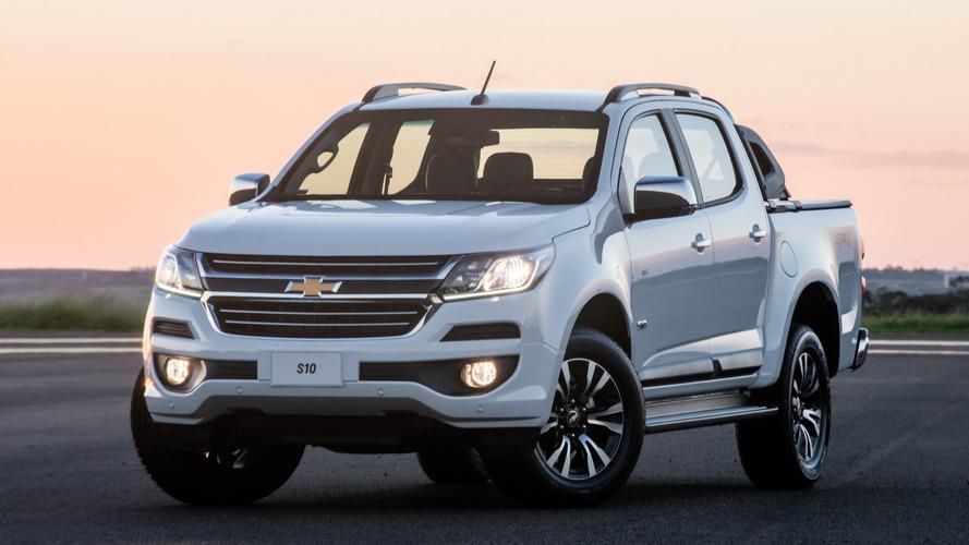 Chevrolet S10 de nova geração ficará maior e mais próxima da Colorado