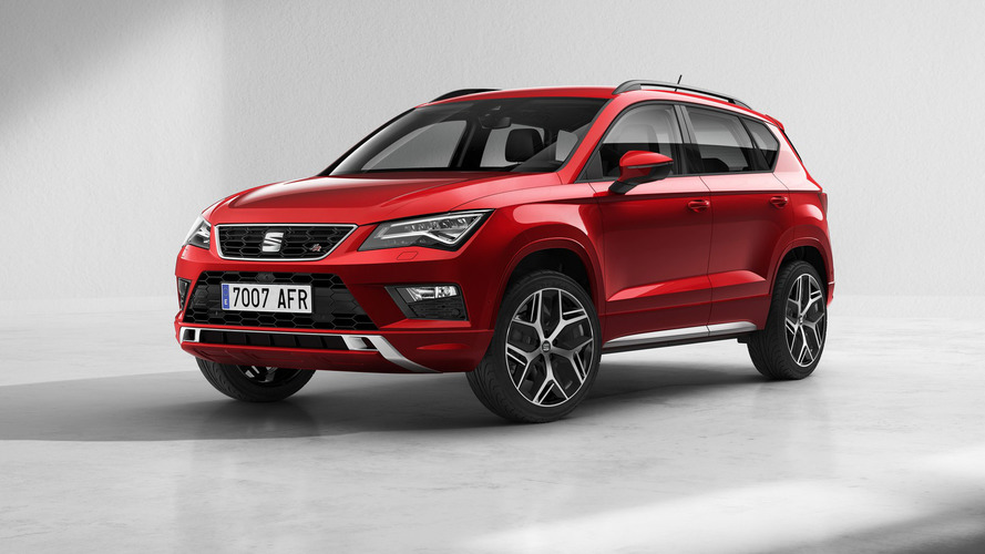SEAT Ateca FR Is Spanish For VW Tiguan R-Line