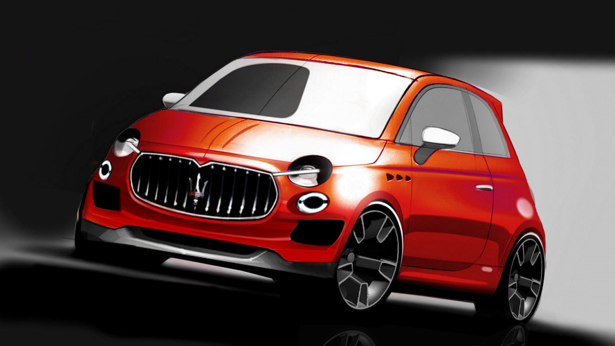 Maserati Broadening Its Meager Lineup With A Hot Hatch